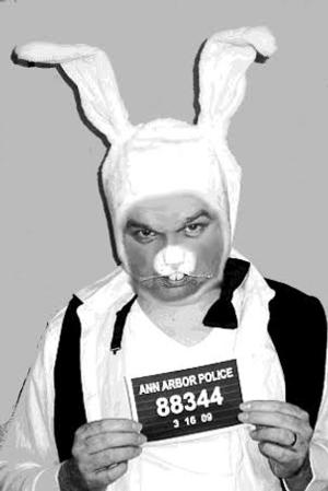 Emergent Arts Presents CONFESSIONS OF THE EASTER BUNNY, 3/26-4/6