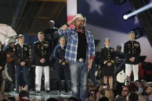 CBS Announces U.S. Armed Forces Servicemen to Perform on ACM's SALUTE TO TROOPS