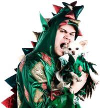 PIFF THE MAGIC DRAGON Set for Edinburgh Festival Fringe and SoHo Theatre, Aug 1