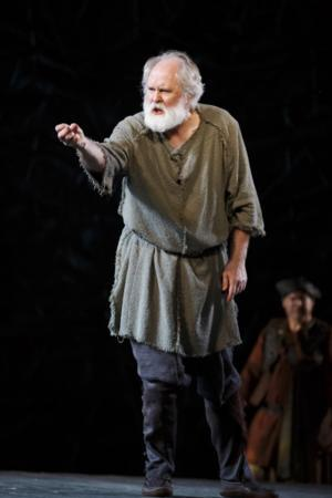Review Roundup: The Public's KING LEAR Opens at the Delacorte