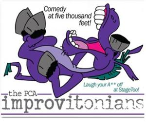 Prescott Center for the Arts Welcomes The Improvitonians Tonight