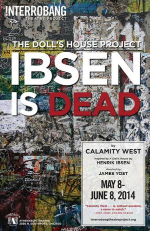 Interrobang Theatre to Present 'THE DOLL'S HOUSE PROJECT' at Athenaeum Theatre, 5/8-6/8