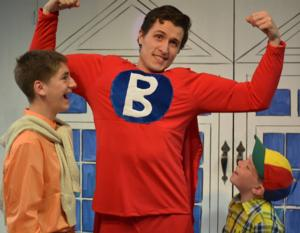 BWW Reviews: SUPER SIDEKICK: THE MUSICAL Packs a Super-Sized Punch for All Ages