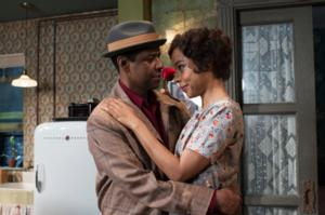 Denzel Washington & Woodie King, Jr. Set for THEATER TALK this Weekend