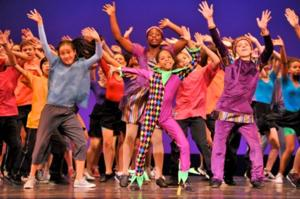 National Dance Institute Celebrates New Orleans at Symphony Space Today