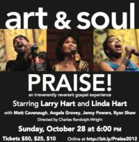 Linda Hart, Matt Cavenaugh, Jenny Powers & More Set for PRAISE! at Middle Church Tonight, 10/28