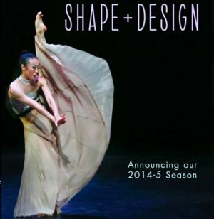 Martha Graham Dance Company Announces 'Shape&Design' Season