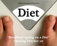 Gilbert Gottfried's THE DIET SHOW Opens at the Triad, 11/20