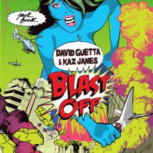 David Guetta Announces New Single 'Blast Off' and European Summer Season Dates