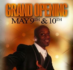 Grand Opening of Aspirations Lounge  Comedy Soul Series with Rob Stapleton and All Star Friends, 5/9-10