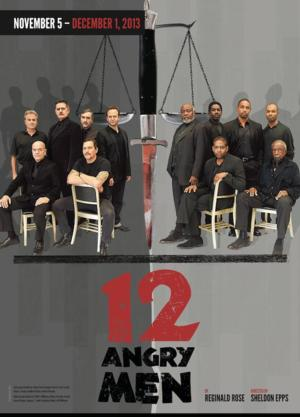 Pasadena Playhouse's TWELVE ANGRY MEN Opens Today