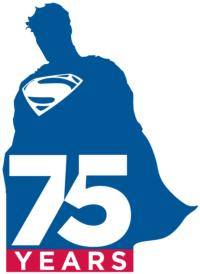 Warner Bros & DC to Celebrate SUPERMAN's 75th with New Logo & More