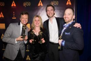 Jim Caruso, Lisa Lambert, Cherry Jones and More Win at the 2014 Joey Awards