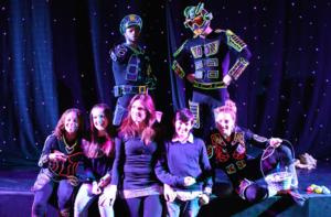 Off-Broadway's iLUMINATE Celebrates Easter at New World Stages