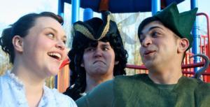 Pumpkin Theatre's PETER PAN & WENDY Begins Today