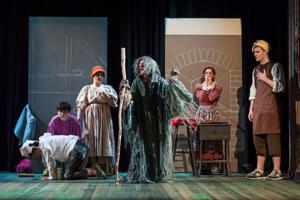 Clocktower Players Jr Teen and Teen Troupe Present INTO THE WOODS, 5/9-11