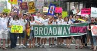 Broadway Impact Phone Bank Cancelled 10/29 Due to Weather