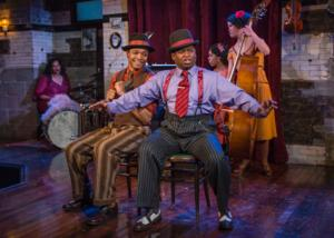BWW Reviews: Jivin' Jazz Plays Red Hot at the Stackner Cabaret