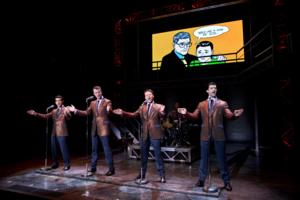BWW Reviews: JERSEY BOYS Breaks Box Office Records at Broadway San Jose - Playing Now thru July 20!