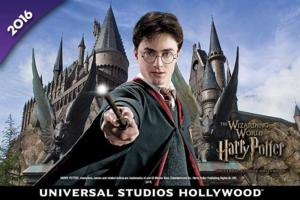 Wizarding World of HARRY POTTTER Coming to Universal Studios Hollywood in 2016