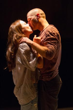 BWW Reviews: Signature's Sexually Charged TENDER NAPALM Runs the Emotional Gamut