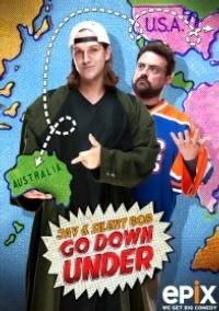 EPIX Airs JAY & SILENT BOB GO DOWN UNDER Tonight
