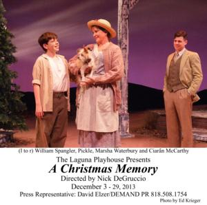 BWW Reviews: Laguna Playhouse Offers New Musicalized Version of Truman Capote's A CHRISTMAS MEMORY
