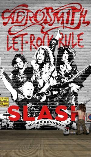 Aerosmith Announces 'Let Rock Rule' North American Summer Tour