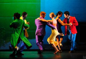 McAninch Arts Center Announces Opening of Pilobolus Dance Theater, 4/17