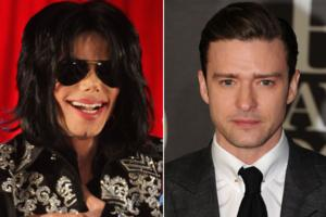 First Listen: Timberlake and Michael Jackson's 'Love Never Felt So Good'