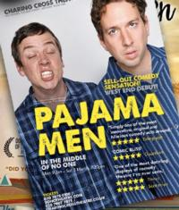 Woolly Mammoth Presents THE PAJAMA MEN: IN THE MIDDLE OF NO ONE, 12/11-1/6