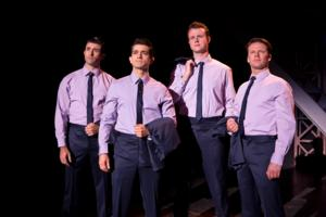 JERSEY BOYS Returns to Segerstom Center Tonight