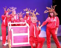 Downtown Cabaret Children's Theatre Presents RUDOLPH AND THE REINDEER GAMES, Now thru 12/30