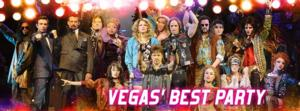 Cast of Las Vegas' ROCK OF AGES to Perform on THE QUEEN LATIFAH SHOW, 4/21