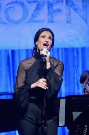 Idina Menzel on Starring in FROZEN Musical on Broadway: 'Yes! Absolutely!'