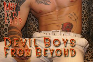 Pandora Productions to Present DEVIL BOYS FROM BEYOND, Begin. 5/8