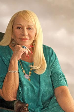 Sylvia Browne Comes to the Morrison Center, Jan 28, 2014