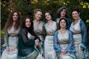 KITKA Women's Vocal Ensemble to Perform at Temple Beth Torah, 5/18