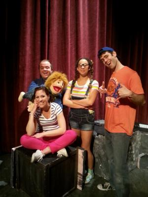 TILLY THE TRICKSTER to Run 5/10-6/14 at CM Performing Arts Center