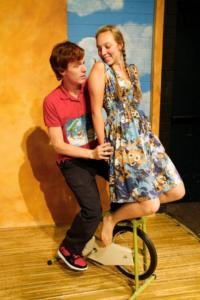 BWW Reviews: Adventuresome Cast Makes VERNON GOD LITTLE Loopy Fun