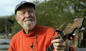 WFUV Programs to Salute Pete Seeger this Weekend