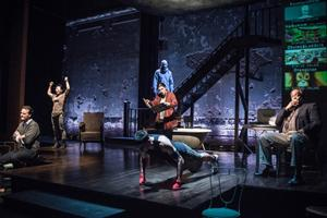 BWW Reviews:  Studio Explores Grimmer Side of Life with WATER BY THE SPOONFUL