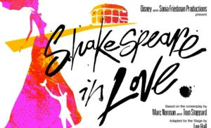 SHAKESPEARE IN LOVE Gala Performance Benefits Two Charities Tonight