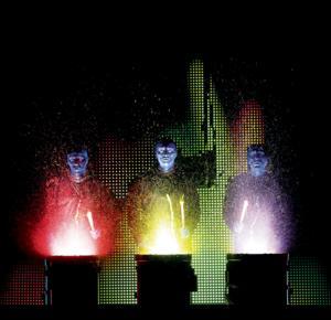 BWW Interviews: The Music Man Behind the Blue Man Group - Jesse Nolan
