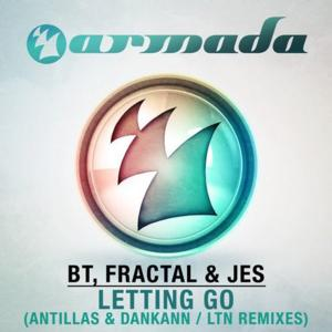BT, JES & Fractal's 'Letting Go' Track Out Now