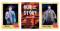 NICE WORK's Judy Kaye, Michael McGrath & WEST SIDE STORY Movie Gang Set for Theater Talk, Now thru 11/19