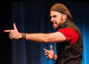 BWW Reviews: In Tandem Retrieves Conversation on Art and Politics in CHESAPEAKE