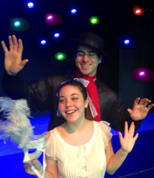 Steps Off Broadway Theatre Presents THE FANTASTIKS Beginning 5/24