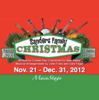 A. D. Players to Celebrate the Holidays With Musical SANDERS FAMILY CHRISTMAS