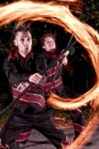 Circus Performers, Fire Jugglers Take Over in Hudson Valley, NY, Now thru 6/23